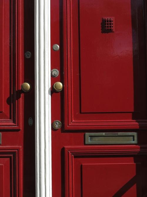 1 DoorRed5707 E1SM