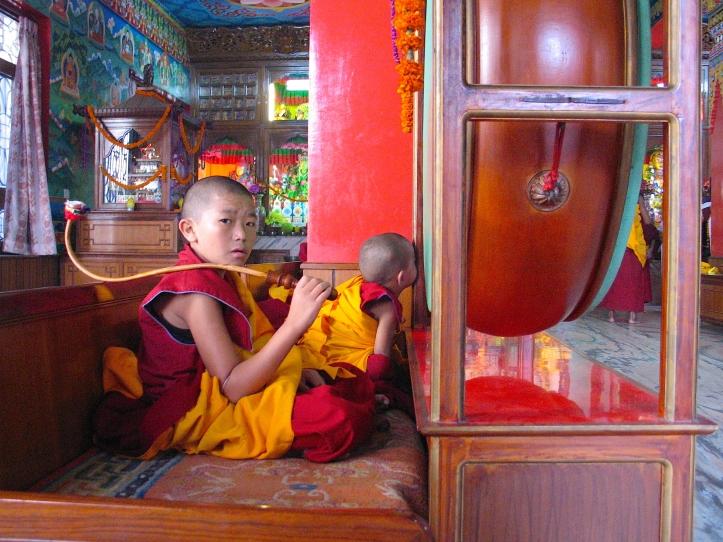 2 Katmandu drum monks E1