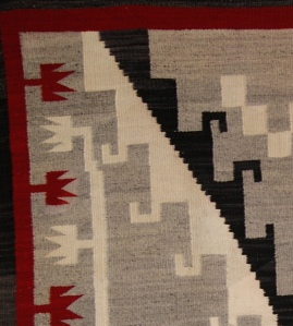 Traditional Navajo Rug