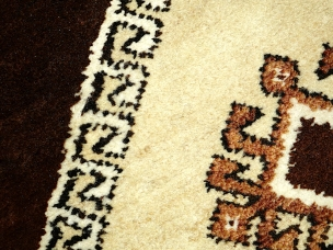 Iranian Rug (author's collection)