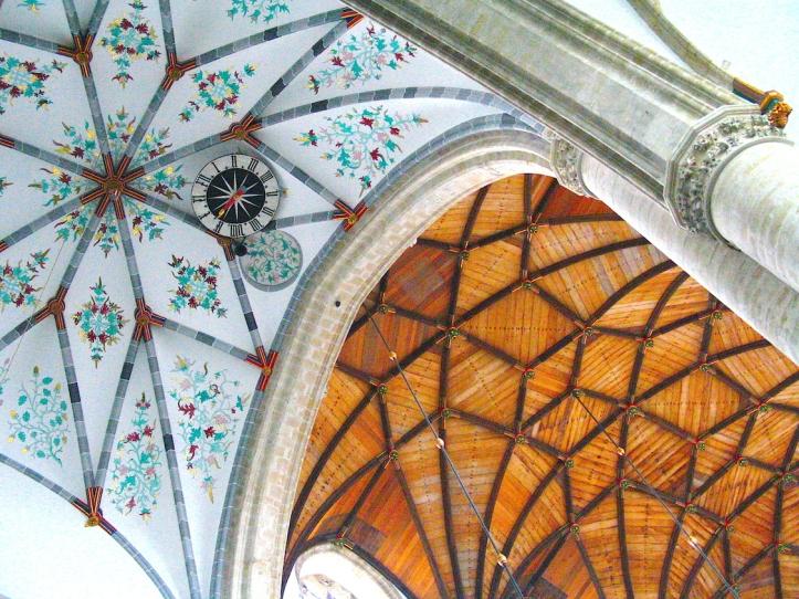 Ceiling of Nieuwe Kerk