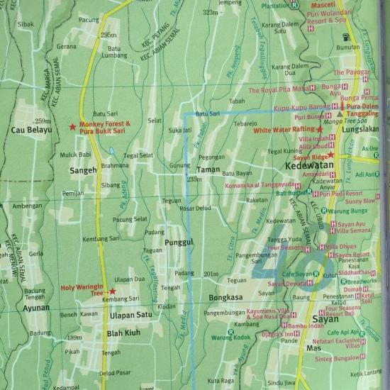 1ab Map Road 2350