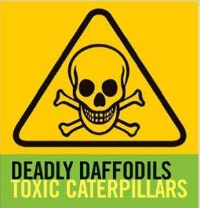 5b toxic caterpiller