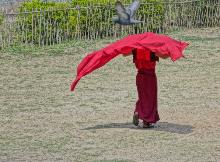 17 Monk Shawl 9736