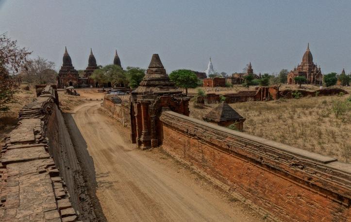 3 Bagan Wall