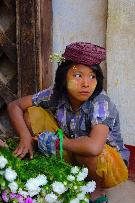 2b Flower Girl 8453