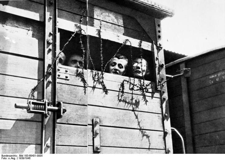 Polen, Konzentrationslager, Deportation