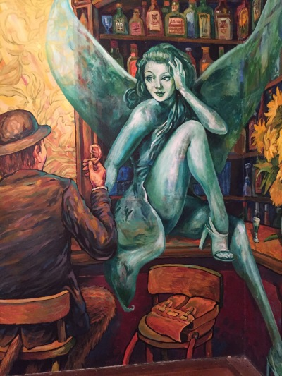 Green Fairy - absinthe