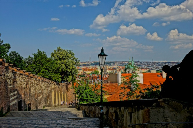 Zamecky Schody - Prague