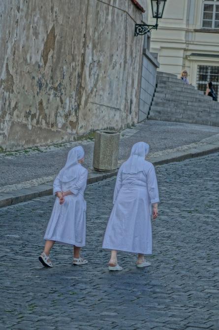 Zamecky Schody - Prague walk