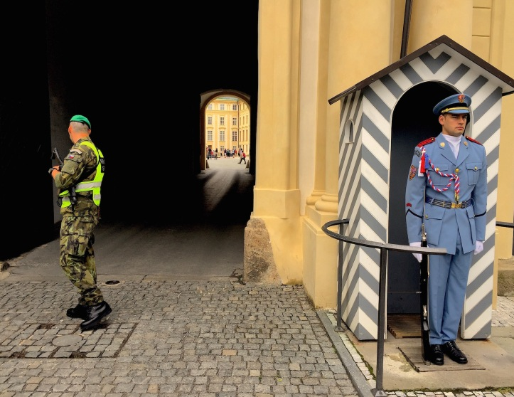 Prague Castle Guards