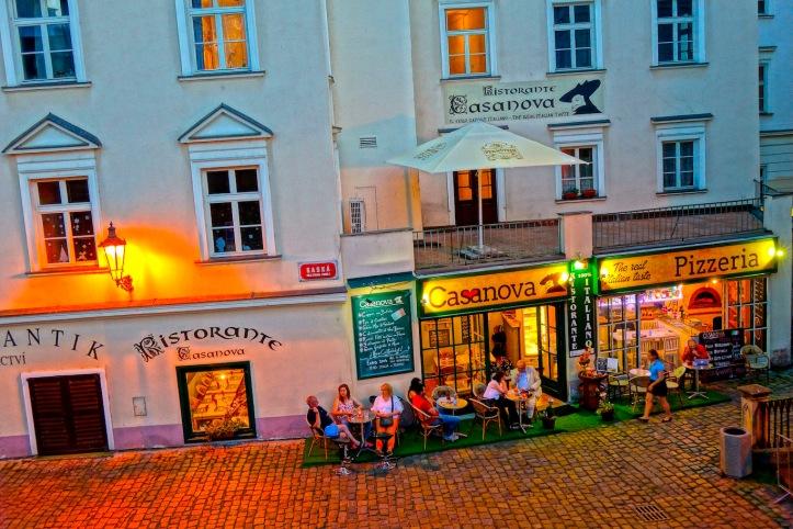 Casa Nova - Lesser Town, Prague