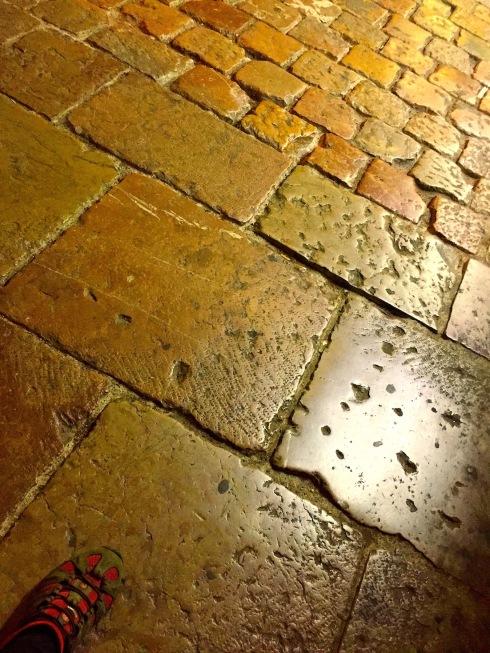 Cobble stones - Prague