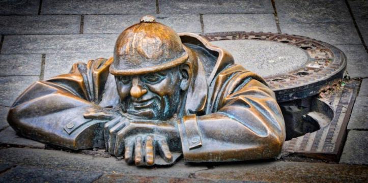 Cumil, Bratislava, Watcher