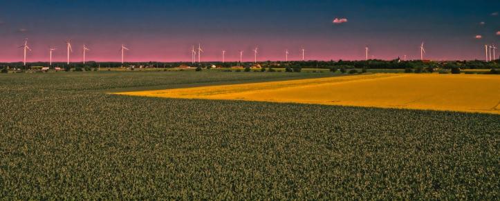 windmills in Slovakia