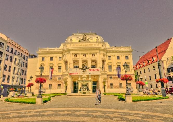 National Theatre, Bratislava