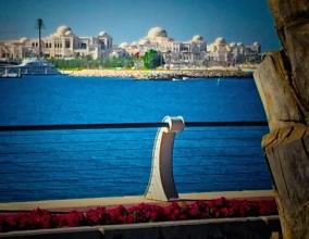 Abu Dhabi ocean villa