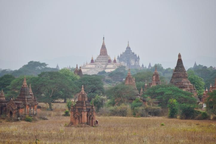 Bagan Temples, Burma-Myanmar