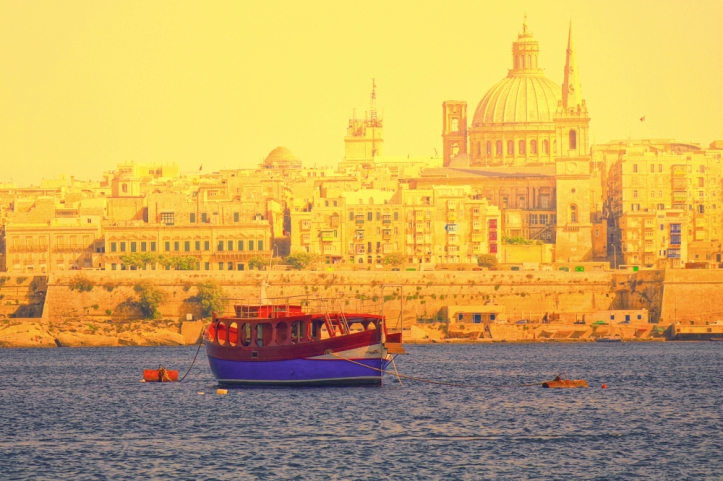 Valleta-Malta-boat