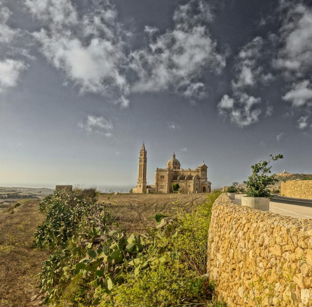 ta Pinu, Gozo, malta