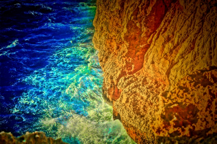 Dwejra Cliffs-malta
