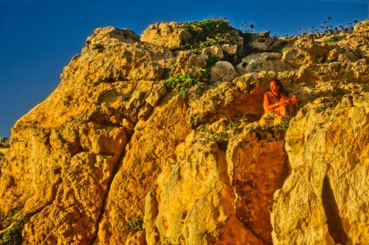 Dwejra Cliffs malta