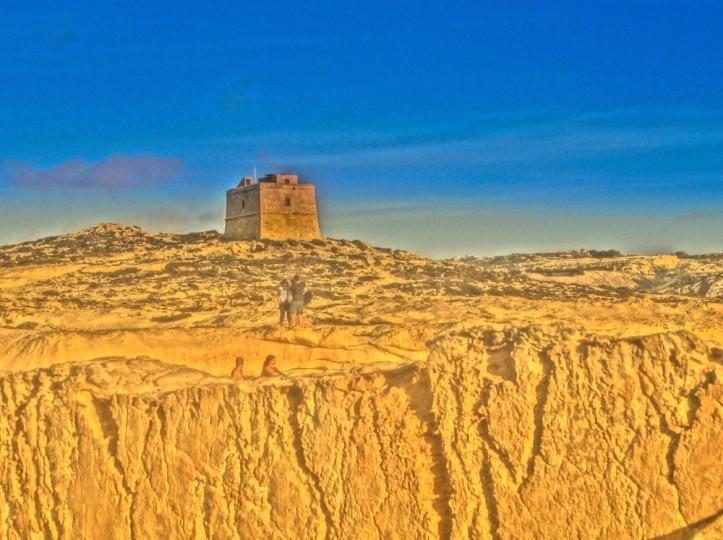 dwejra tower malta