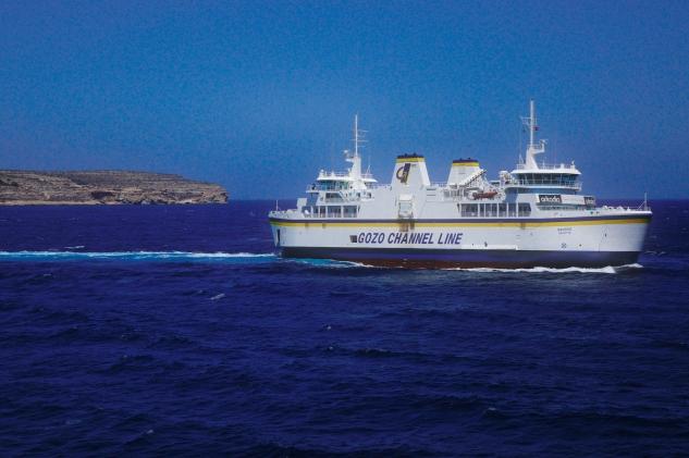 Malta-Gozo ferry